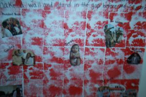 first prayer wall 300x201 - Prayer Walls – What to Pray For