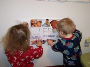 life poster 300x225 - Prayer Walls – What to Pray For