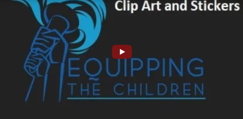 Clip Art and Stickers-Video