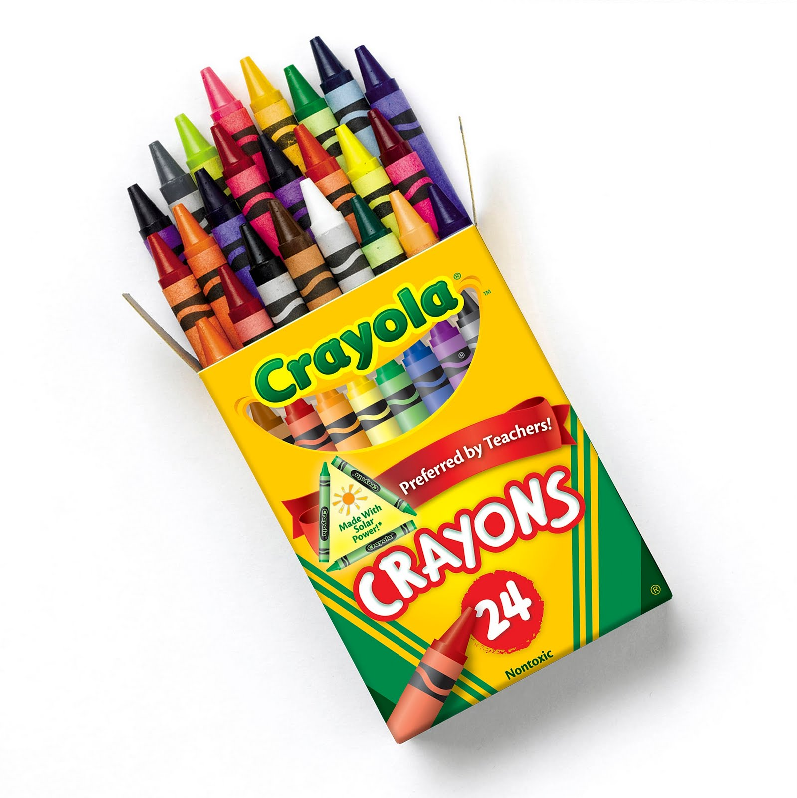 Prayer Crayons – Coloring Your Prayers